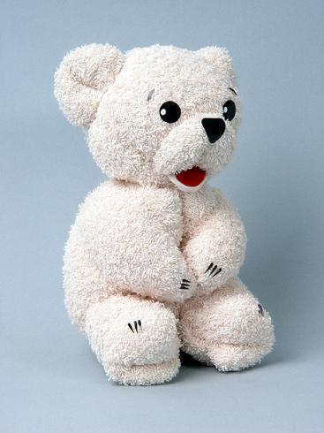 Ведмедик білий