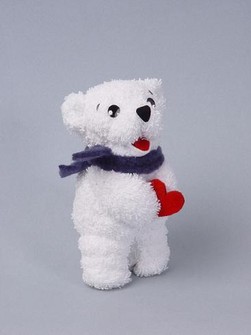 Ведмедик+серце